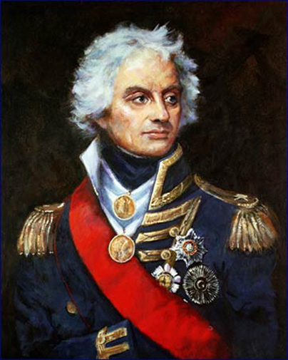 BRITISH ROYAL NAVY ADMIRAL LORD NELSON PORTRAIT Oil Painting 100 HAND PAINTED PAINTING