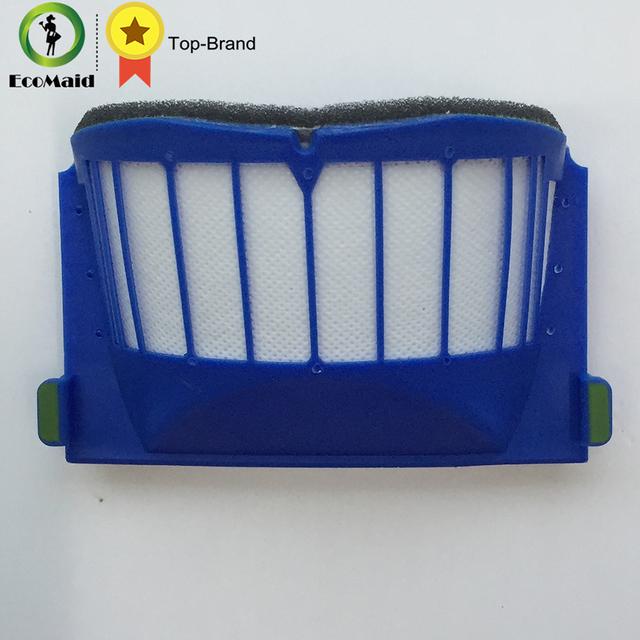 Bristle & Flexible Beater Brush 3-Armed Brush Aero Vac Filters kit for iRobot Roomba 600 Series 620 630 650 660 Cleaning Tool