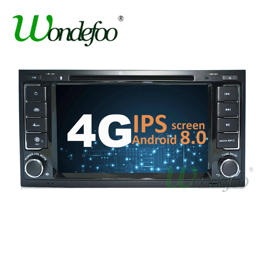 IPS Android 8.0 4G 8 core CAR DVD GPS For VW Volkswagen Touareg T5 Transporter Multivan dvd player navigation radio/android 7.1