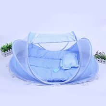 Check Price New Spring Winter 0-36 Months Baby Mosquito Tent Baby Bed Portable Foldable Newborn Sleep Bed  Baby Crib Netting