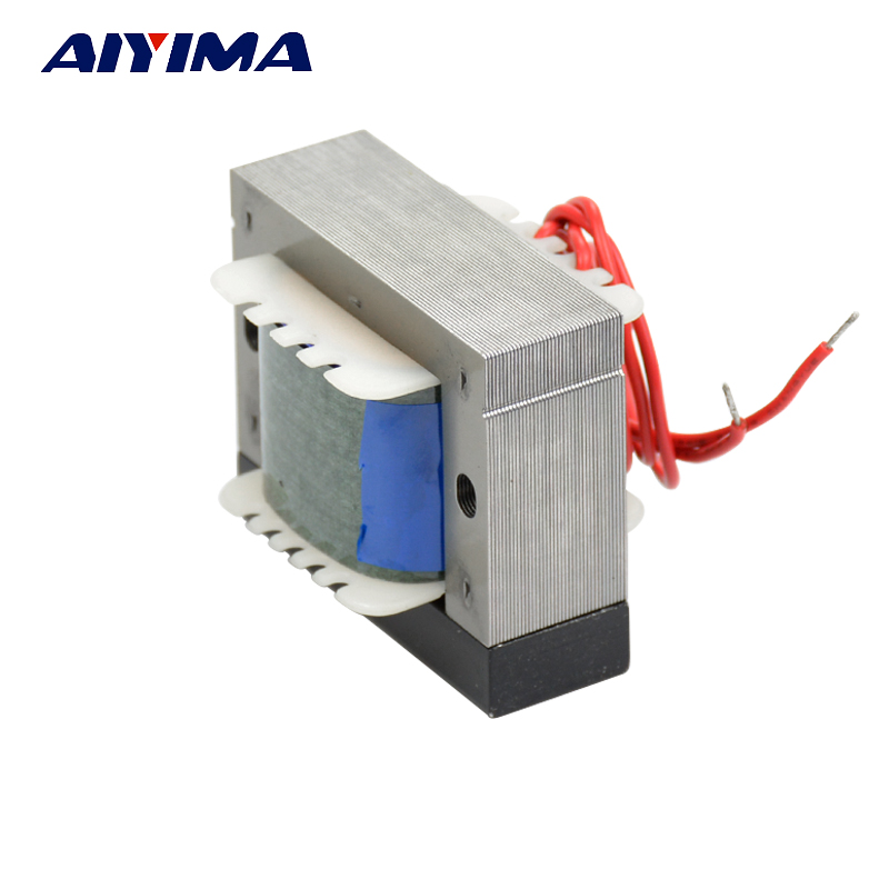 1PC 19W 57*19MM Vibration plate electromagnet Vibrating coil Direct vibration feeder fine copper Baosteel H50 core