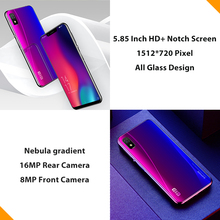Elephone A4 Pro 5.85 Inch Mobile Phone Android 8.1 MT6763 Octa Core  HD+ U-Notch Screen 4GB RAM 64GB ROM 16MP 4G LTE Smartphone