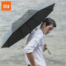 Xiaomi 90Fun Umbrella Three Folding Sun Umbrella Sun Protection UV Ultralight Big Umbrella UPF40+ Unisex Portable