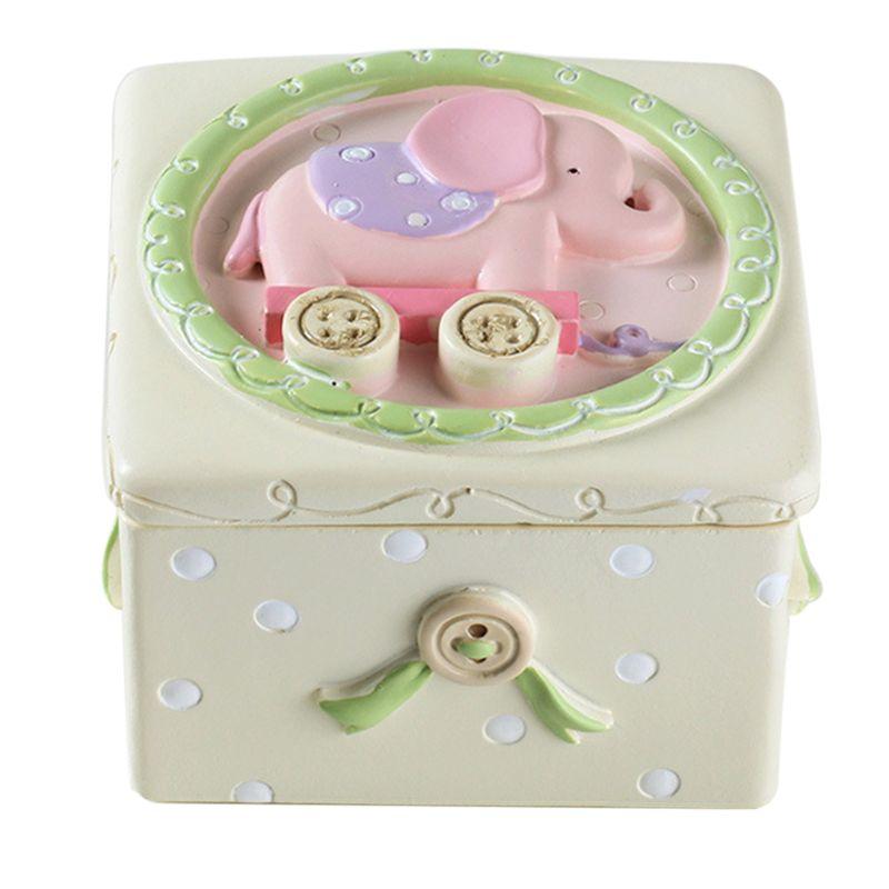 Детские молочные зубы новорожденный пупочный шнур коробка для детских зубов Коллекция коробки сувенир - Цвет: 1