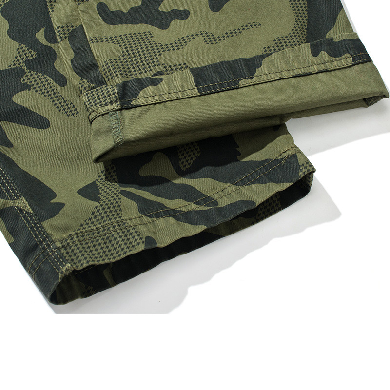 844fc80cae9 SeaSunLand Plus Size Men Tactical Pants Camouflage Cargo Pants Casual Pants  Army Homme Military Work Active Pants Trousers Men-in Cargo Pants from Men s  ...