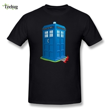 New Design Boy Doctor Who T-Shirt O-neck Special Custom Tees Fashionable T shirt Popular Hot sale