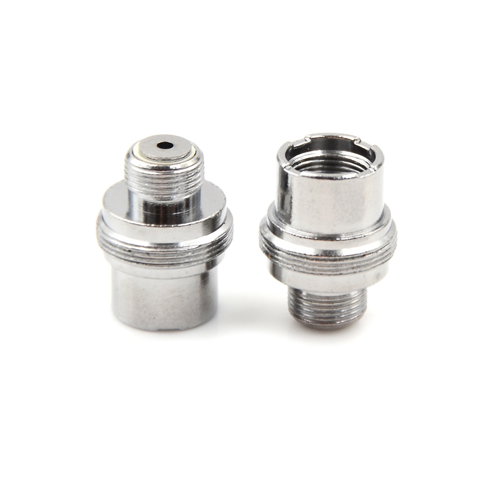 High Quality 2pcs/lot Universal 510 To Ego Fitting Adapter Connector