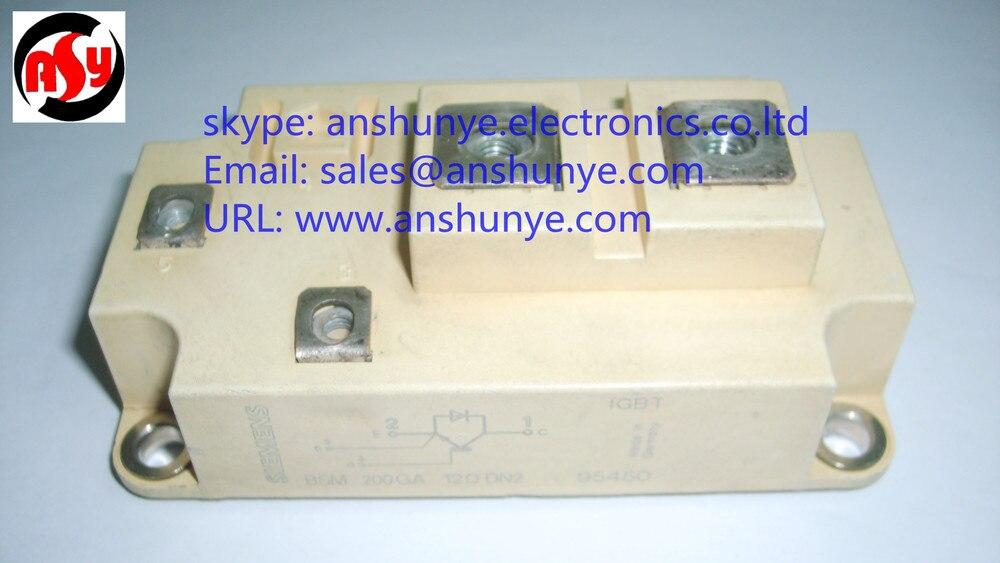 BSM200GA120DN2C   IGBT Transistor modules fp75r12kt4 fp100r12kt4 7mbr75vn120 50 genuine 100% igbt modules
