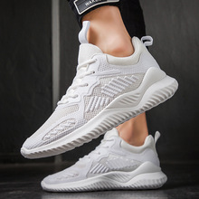 2019 Summer New Mens Running Shoes Wild Trend Fashion Net Student Breathable Sports
