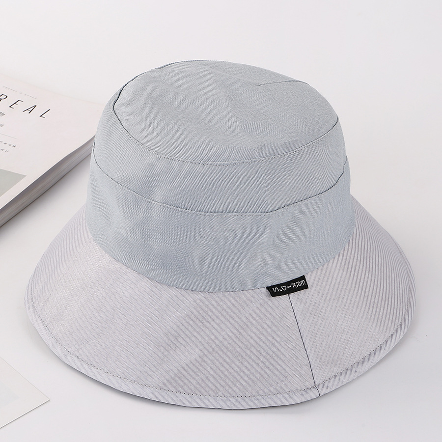 89323781fdb High Quality Cot Women Bucket Hats Solid Panama Summer Fishing Hat Female  Caps Large Wide Brim Sun Hat Hiphop Unisex Men