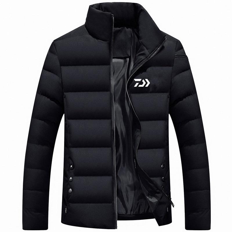e50970ce2 Cheap DAIWA nuevo 2019 invierno deportes al aire libre ropa de pesca abrigo  hombres cálido chaqueta