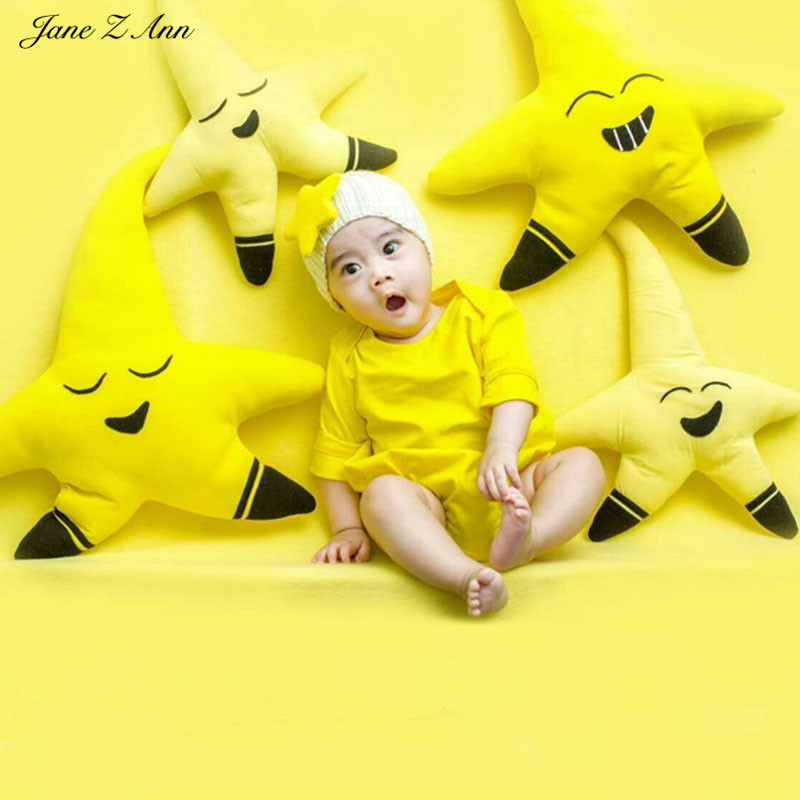 Jane Z Ann Baby Photography Props Theme Background Costume Clothes Baby stars photo Accessories Studio Shooting Photo Props vinyl photo background for baby studio props wooden floor christmas photography backdrops 5x7ft or 3x5ft jiesdx005