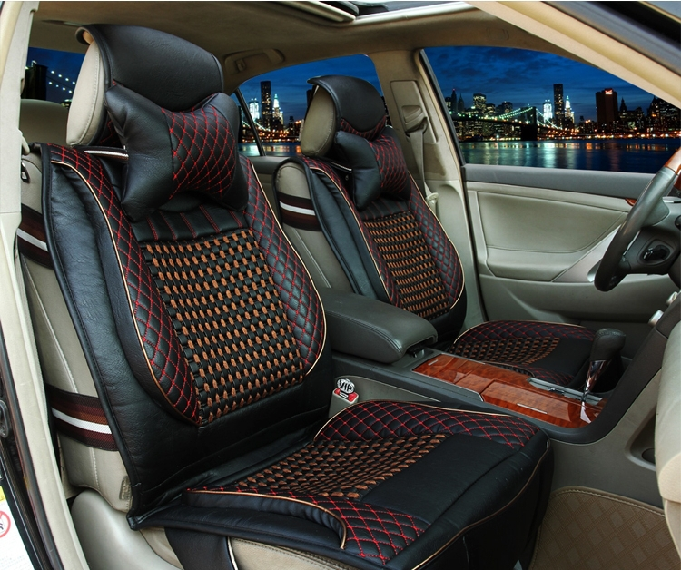 Good Car Cover! Special Seat Covers For Honda Jazz 2015