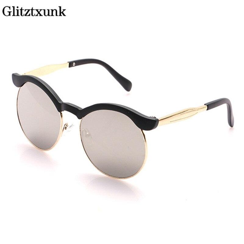 e68471096a Glitztxunk 2018 Trendy Sunglasses Kids Goggle Sunglass Brand Designer Boys  Girls Vintage Aluminium Eyeglasses Outdoor Goggles