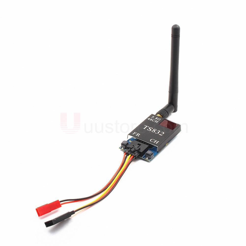 FPVOK TS832 FPV 5 8Ghz 600mW 48CH AV Transmitting TX Module w RP SMA Antenna For aliexpress com buy fpvok ts832 fpv 5 8ghz 600mw 48ch av ts832 transmitter wiring diagram at mifinder.co