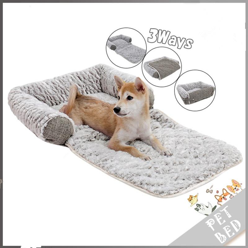 Sofá para perros Mascota Gato Suave y cálida Cama para mascotas - Productos animales - foto 2