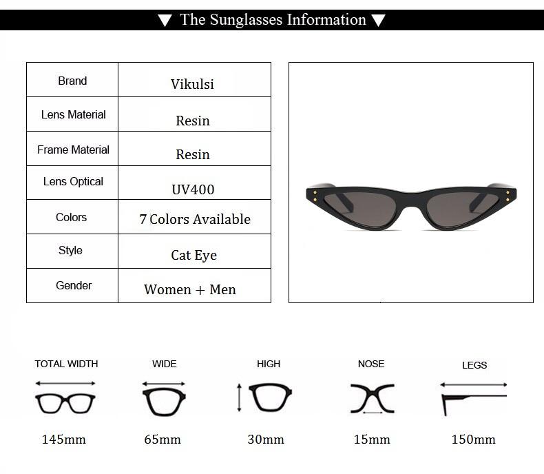 HTB1dtS2dRDH8KJjy1zeq6xjepXag - Unisex Flat Top Eyeglasses Small Triangle Frame Cat Eye Sunglasses Women UV400 2018 Fashion Color Ocean Film Sun Glasses Cool