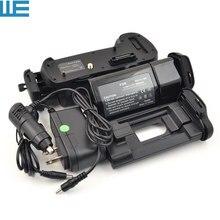 MB-D12 батарейный блок+ EN-EL18A EN-EL18 аккумулятор+ EN-EL18A зарядное устройство для цифровых зеркальных фотокамер Nikon D800 D800E D810