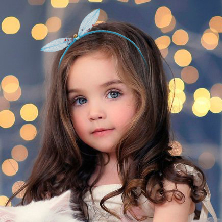 Solid Colors Baby Toddler Hairbands Kids Headbands Rabbit Ears Children Hair Hoop Boutique Hair Accessories For