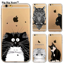 Case For iPhone 5 5s SE 6Plus 6 6s Plus New Arrival Soft TPU Protective Cases