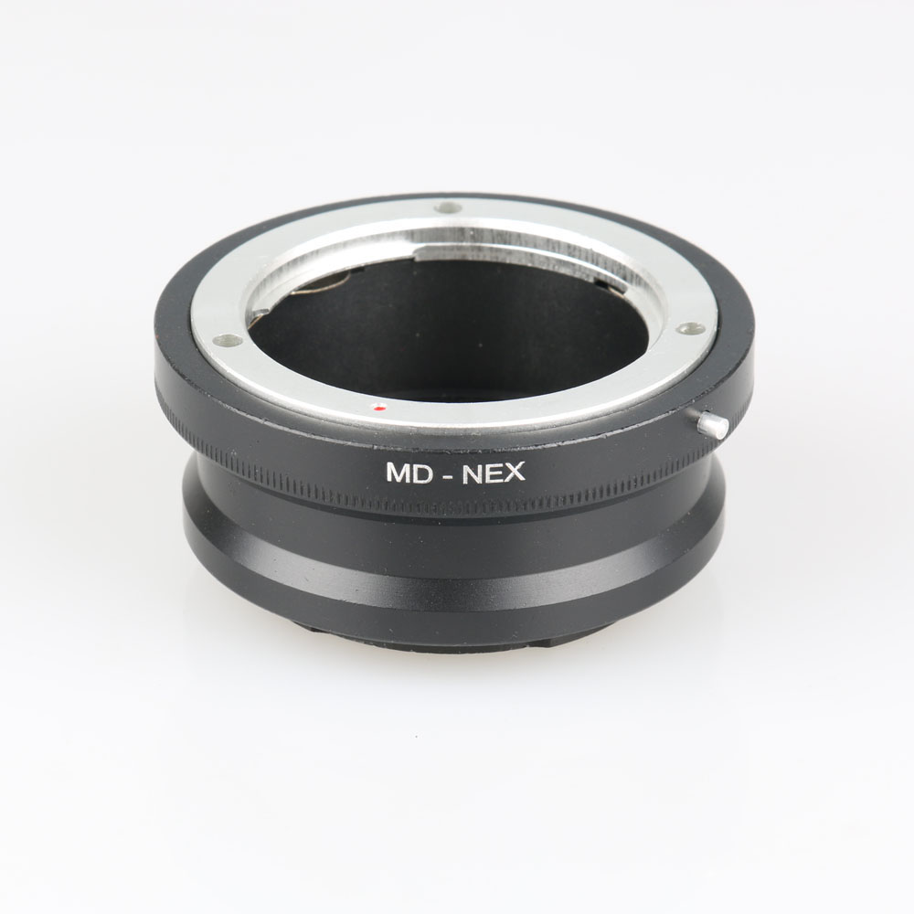 MD-NEX Adapter Ring Minolta MC/MD Lens to NEX E-mount Camera Camcorder body NEX-7 6 5R 5n F5 VG20 VG30 VG40 A5000 A6000 A7 A7R