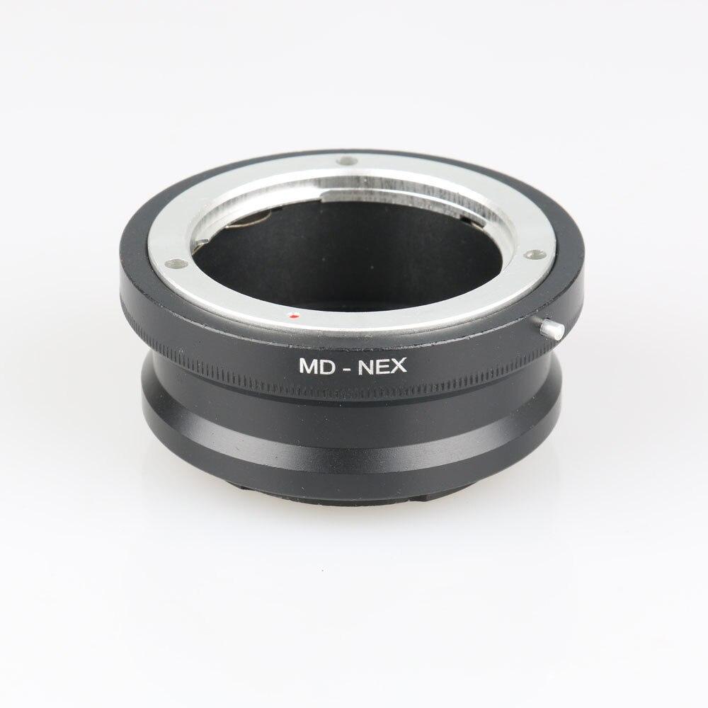 MD-NEX Bague D'adaptation Minolta MC/MD Lentille à NEX E Caméra Caméscope corps NEX-7 6 5R 5n f5 VG20 VG30 VG40 A5000 A6000 A7 A7R