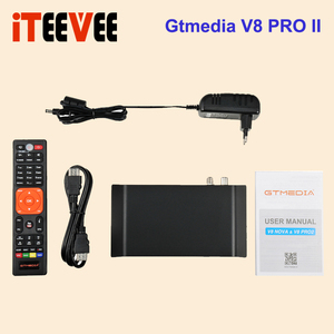 Image 3 - 在庫今gtmedia V8 Pro2 DVB S/S2/S2X、dvb + t/T2/ケーブル (J83.A/b/c)/isdbtエージェントbulit wifiサポートフルpowervu、dre & bissキー