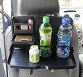 Mesa de comedor coche bebida portavasos Universal bandeja comedor viajes taza plegable titular de escritorio Car Styling Car accessories