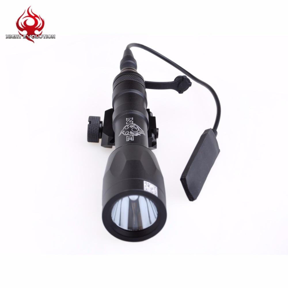 Luz Olheiro Softairô Arma Rifle de Caça