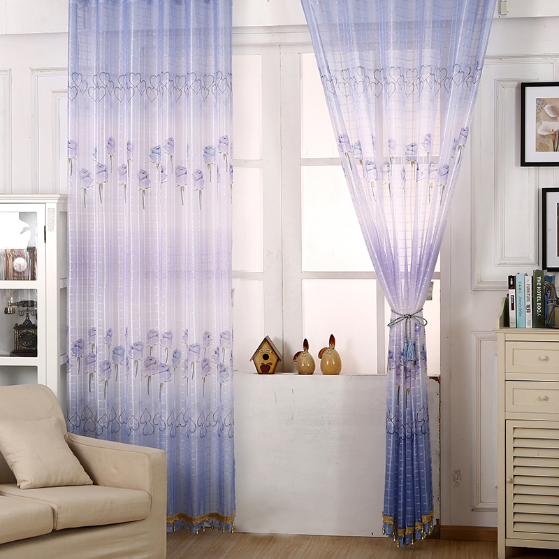 Popular Light Pink Sheer Curtains Buy Cheap Light Pink Sheer Curtains Lots From China Light Pink