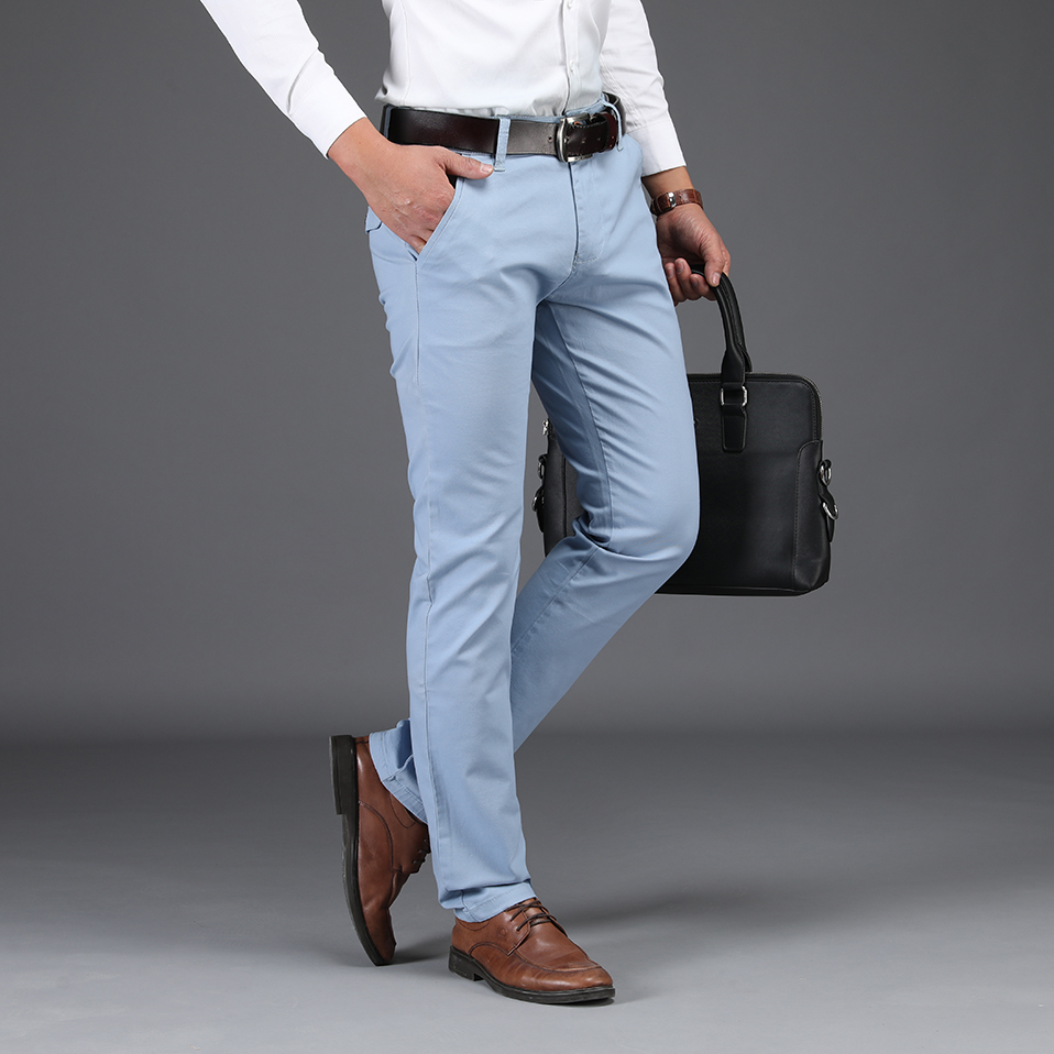 HTB1dtWXX9zqK1RjSZFLq6An2XXao NIGRITY 2019 Men Pants Casual High Quality Classics Fashion Male Trousers Business Formal Full Length Mens Pants