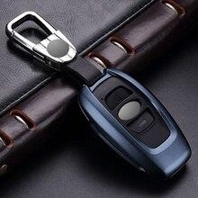 Высокое качество, Автомобильный Алюминиевый сплав, чехол для ключей, чехол для Subaru XV BRZ Forester Legacy Outback, аксессуары для ключей