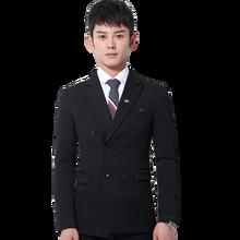 Hot Selling Pure Color Korean Men's Suit Jacket + Pants + Vest Fashion Business Men Clothing Wedding Banquet The Best Choice 3XL