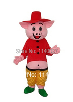 mascot pig mascot costume custom fancy costume anime cosplay kits mascotte theme fancy dress carnival costume