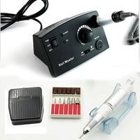 JEWHITENY 35000RPM 25W Nail Drill Electric Machine Manicure Cutter Accessory Machine Kits For Pedicure Manicure File