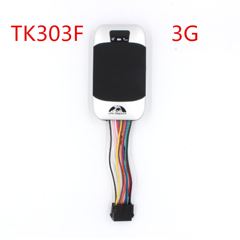 3G gps303f GPS Tracker Car GPS Locator Coban TK303F Waterproof Cut Off Oil Fuel Detect Realtime