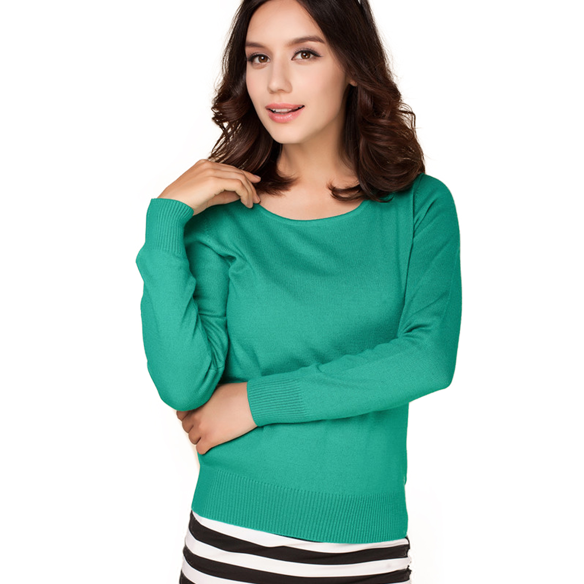 Aliexpresscom  Buy 2016 Cashmere Sweater Women Sweaters And Pullovers Women Fashion -1826