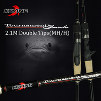 2 1 Meters Mh H Double Hard Lure Of The Rod Straight Shank Set Drop Round