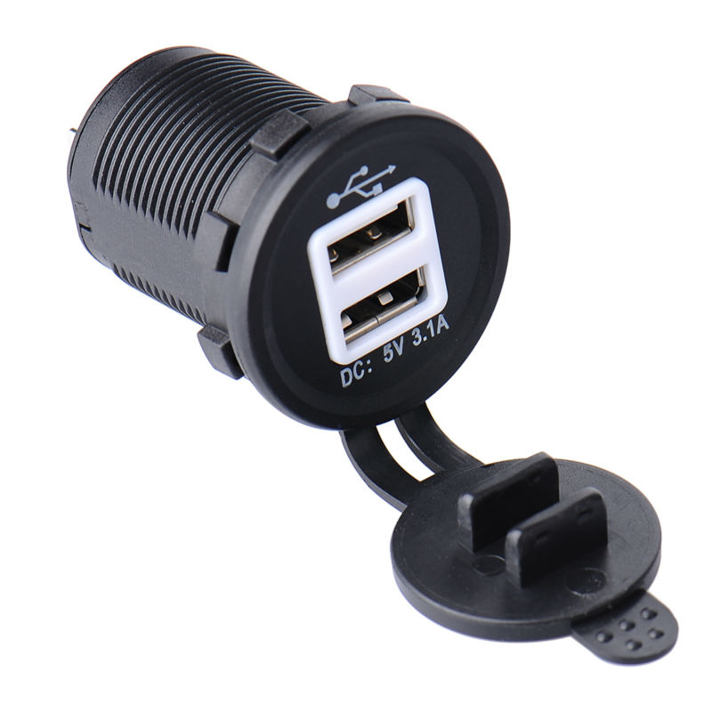 cigarette lighter socket splitter outlet 12v 12v for cell phone phone car dvrs. Black Bedroom Furniture Sets. Home Design Ideas