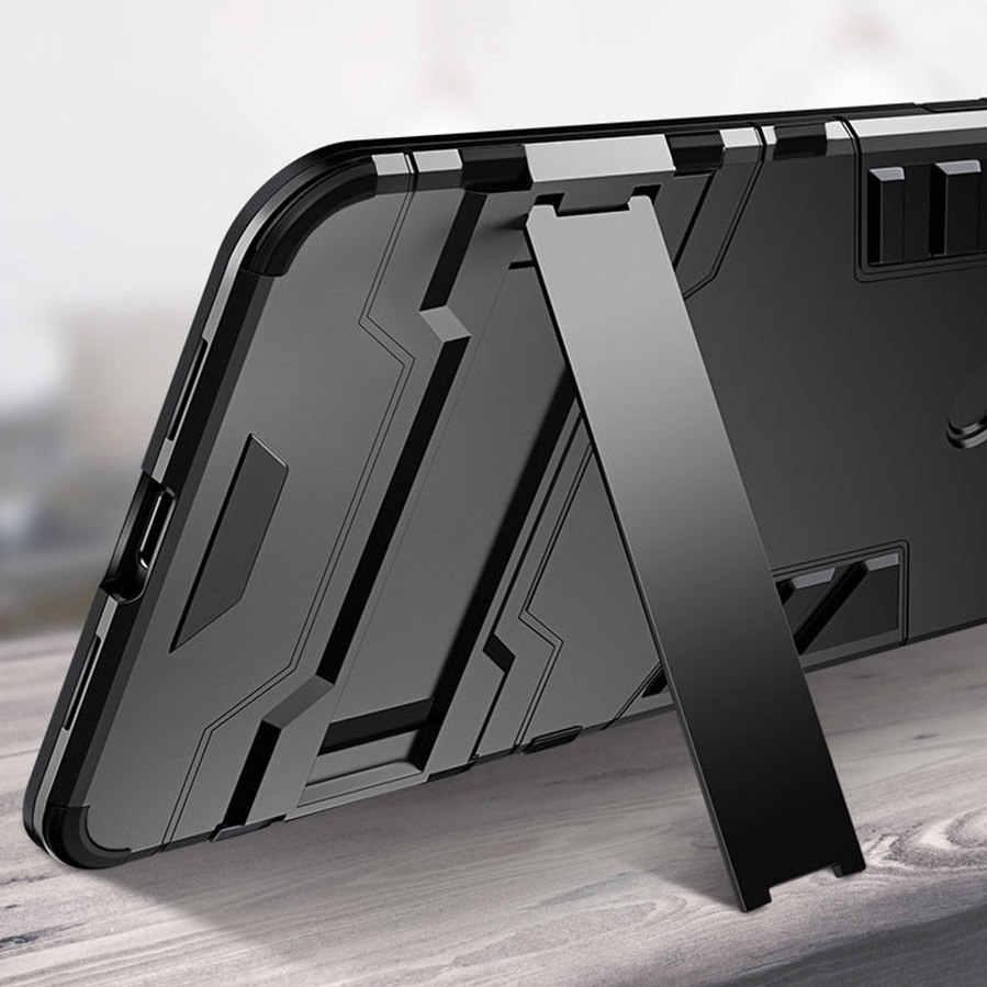 Giá Đỡ Máy Tính Bảng Ốp Lưng Cho Xiaomi Mi A2 Lite Mi A1 Max 2 3 Pha 2S Mi 8 Armor cho Redmi 4A 6A 5 6 6 Plus 6 Pro S2 Note 4X 5A Thủ