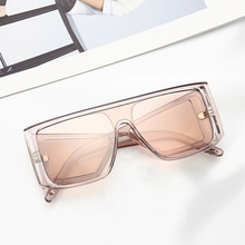 PAMASEN Square Shape Sunglasses Men Anti-glare Glasses Sport Style Retro 2019 New Arrivals