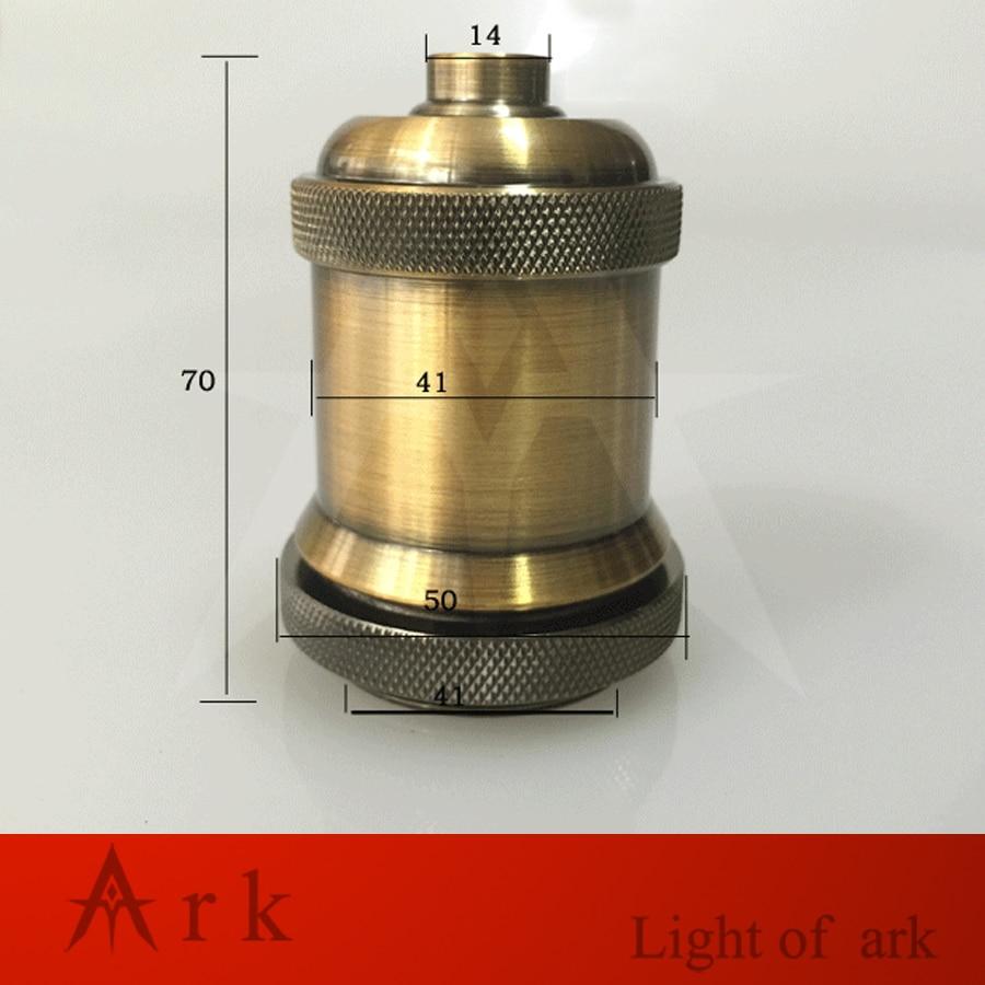 Bases da Lâmpada qualidade superior e27/e26 shell de Marca : Meetinglight