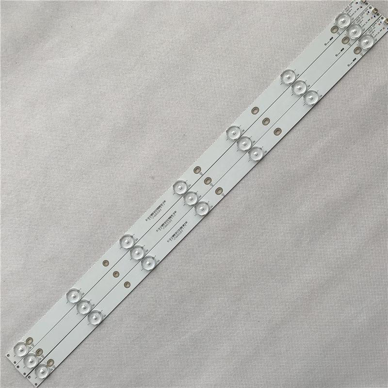 614mm LED Backlight Lamp Strip For LBM320P0701-FC-2 32PFK4309 32PHS5301 TPT315B5 32PFK4309 LB-F3528-GJX320307-HT3250M 315LM00002