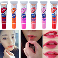 Brand TATTOO Lip Gloss Waterproof Magic Color Peel Off Mask Tint Long Lasting Romantic Bear Liquid Matte Lipstick Batom Wow Lips