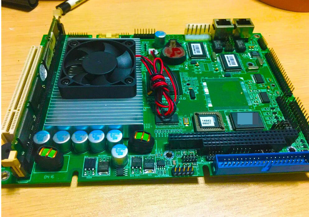High quality Motherboard for PCM-6892 V:A1.0 well tested working 100% tested perfect quality original motherboard for atom n270 1 6g miniitx well tested working