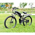 26 inch Elektrische Fiets 48 V 10.8ah Lithium Batterij Elektrische Mountainbike 350 W Motor Opvouwbare EBike krachtige Elektrische Fiets