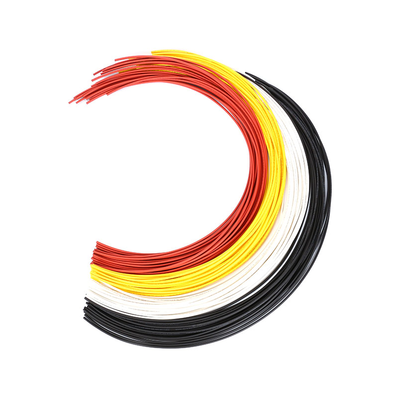 11Meters/set Heat Shrink Tubing 1mm 1.5mm 2mm 2.5mm 3mm 3.5mm 4mm 5mm 6mm 8mm 10mm Black Cable Sleeve Assortment Wrap Wire kit