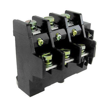 AC 10A/380V 75-120A 660V 160A 1 NO 1 NC Thermal Overload Relay 7 10a adjustable thermal relay  overload