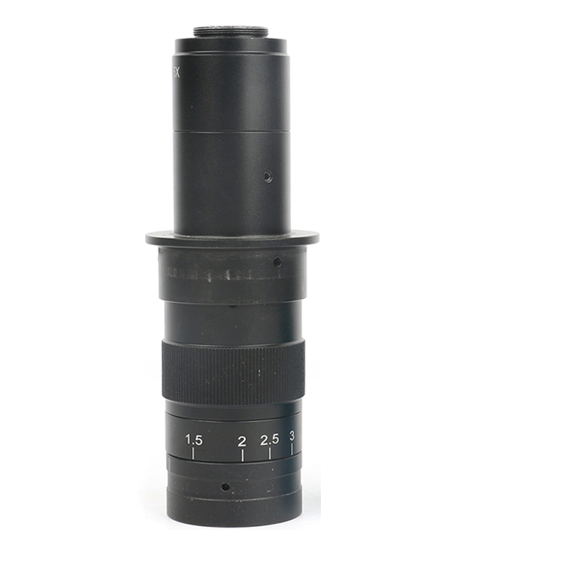 Max 10X~180X Adjustable Magnification 25mm Zoom C-mount Lens 0.7X~4.5X Industry Microscope Camera Eyepiece MagnifierMax 10X~180X Adjustable Magnification 25mm Zoom C-mount Lens 0.7X~4.5X Industry Microscope Camera Eyepiece Magnifier