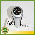 Para BMW 1 3 5 6 Series E30 E32 E34 E36 E38 E39 E46 E53 E60 E63 E83 E84 E90 E91 6 Velocidade Da Engrenagem Do Carro Alavanca de Câmbio Com Logotipo M